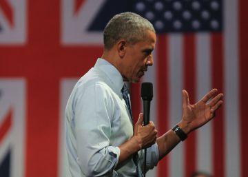 Obama se reúne con el jefe de la oposición británica en su campaña contra el 'Brexit'