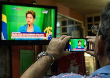 El Parlamento podrido que enjuicia a la presidenta Rousseff