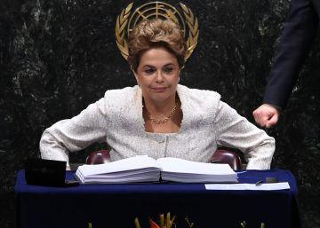 "Rousseff advierte de que batallará contra una destitución ""ilegal"""