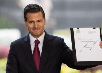 Peña Nieto da un giro sin precedentes en su política de drogas