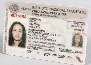 El censo electoral de los mexicanos, expuesto en Amazon