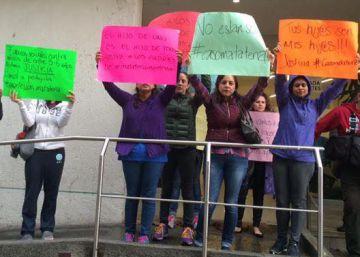 Una fiscalía desestima el testimonio de los niños abusados en México