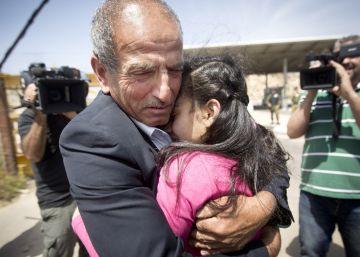 Israel excarcela a una palestina de 12 años