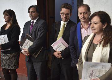 ¿Quiénes son los expertos independientes de Ayotzinapa?