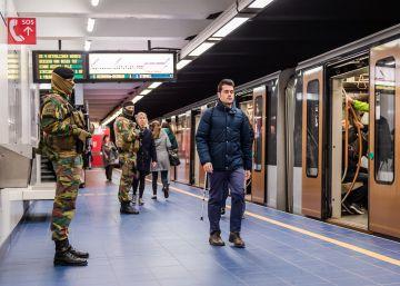 Bruselas reabre el metro de Maelbeek, el último escenario del terror yihadista