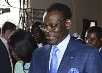 Teodoro Obiang gana las elecciones en Guinea con casi el 100% de los votos