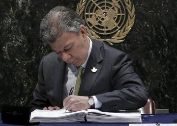 Santos cambia a siete ministros con vistas al posconflicto