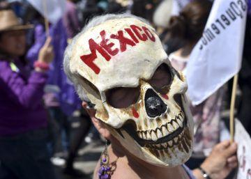 Miles de mujeres rompen el silencio contra el machismo en México