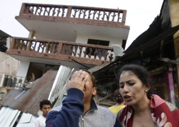 La cuenta de los desaparecidos en Ecuador