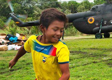 Mapa de pobreza ayuda a damnificados por el terremoto de Ecuador