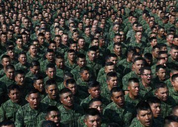 Inicia el juicio a cuatro militares por la matanza de Calera en México