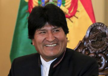Evo Morales se somete a una prueba de paternidad