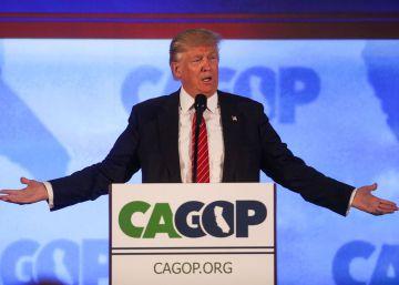 Trump evoca el discurso xenófobo que hundió a los republicanos en California