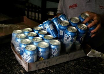 A cerveja também acaba na Venezuela