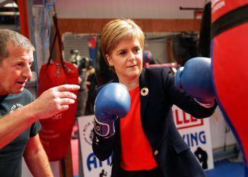 En Escocia gana el segundo