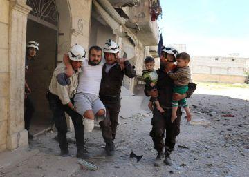 EE UU moviliza su diplomacia para salvar el alto el fuego en Siria