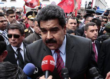 Maduro decreta un aumento del 30% en el salario mínimo
