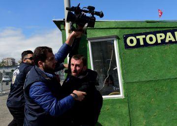 Un 10% de los periodistas turcos han sido despedidos desde 2013
