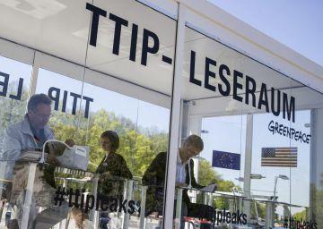 Greenpeace publica los documentos de la negociación del TTIP