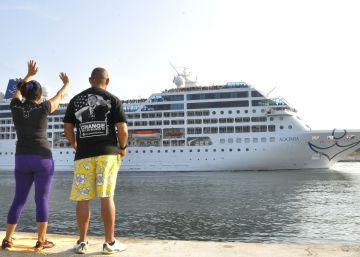 EE UU reabre los cruceros a Cuba