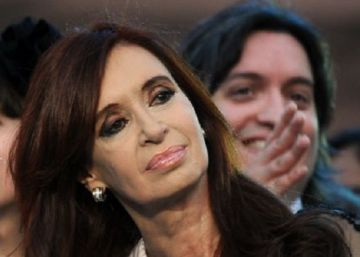Um promotor pediu para investigar Cristina Kirchner e seu filho por enriquecimento ilícito