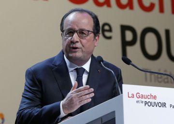 """Hollande anuncia la oposición de Francia al TTIP en su """"estado"""" actual"""
