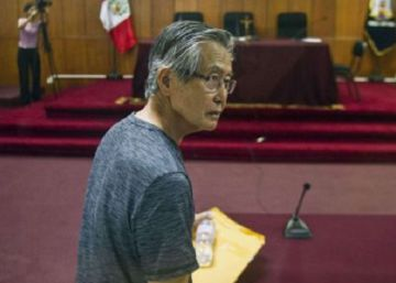 El Constitucional peruano ratifica la condena a Alberto Fujimori