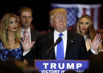 Los republicanos asumen finalmente que Trump será el candidato