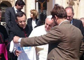 El Papa Francisco recibe a jueces argentinos en el Vaticano