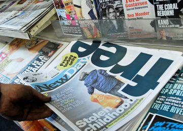 El nuevo periódico en papel británico echa el cierre a los dos meses de vida