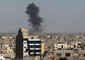 La guerra de los túneles de Gaza se cobra su primera víctima mortal