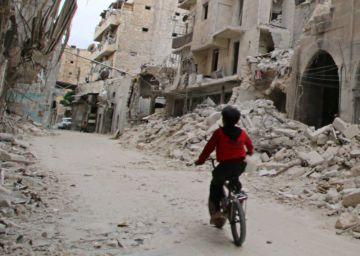 Más de 70 muertos en una batalla al sur de Alepo