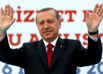 Erdogan se niega a reformar la ley antiterrorista como exige la UE