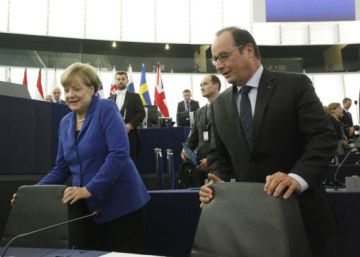 El motor franco-alemán ya no tira del carro europeo