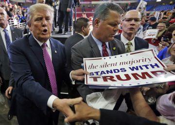 Trump es un mensaje a no desoír