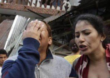 La ONU eleva a 660 los muertos por el terremoto en Ecuador