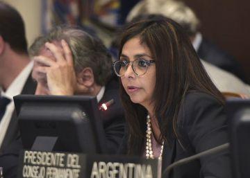 Venezuela da en la OEA un portazo a cualquier mediación en su crisis