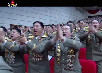 Pyongyang exhibe su fuerza nuclear