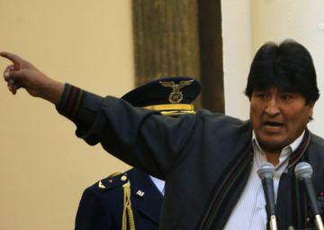 """Jueza declara """"improbada"""" la acusación de Evo Morales contra su exnovia"""