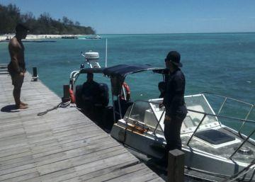Hallado el motor de la barca en la que viajaban los dos españoles desaparecidos en Malasia