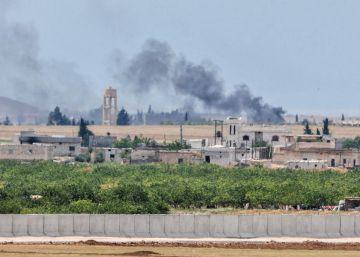 Los ataques a grupos yihadistas en torno a Alepo ponen en peligro la tregua