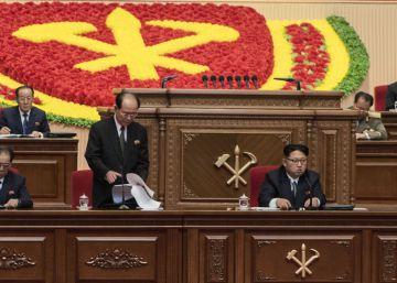 El congreso del Partido entroniza a Kim Jong-un