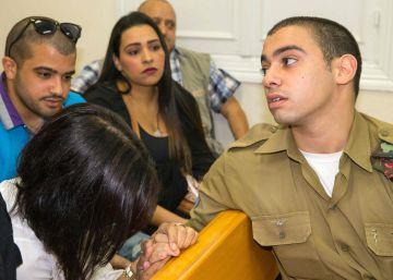 Israel juzga por homicidio al soldado que remató a un palestino malherido