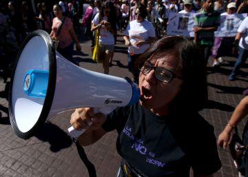 México admite la impunidad ante la violencia sexual