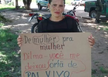 Dilma compuso su réquiem en Belo Monte