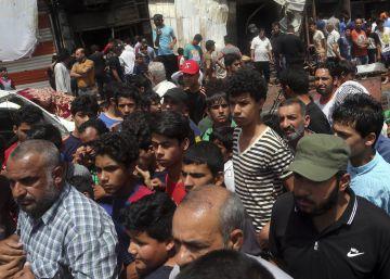 Tres coches bomba causan 94 muertos en varios atentados en Bagdad