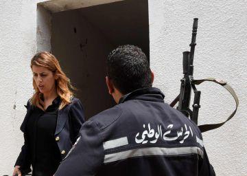 Cuatro policías mueren en Túnez durante una redada antiyihadista