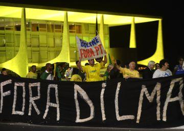 Arranca el 'impeachment' de Rousseff en el Senado brasileño