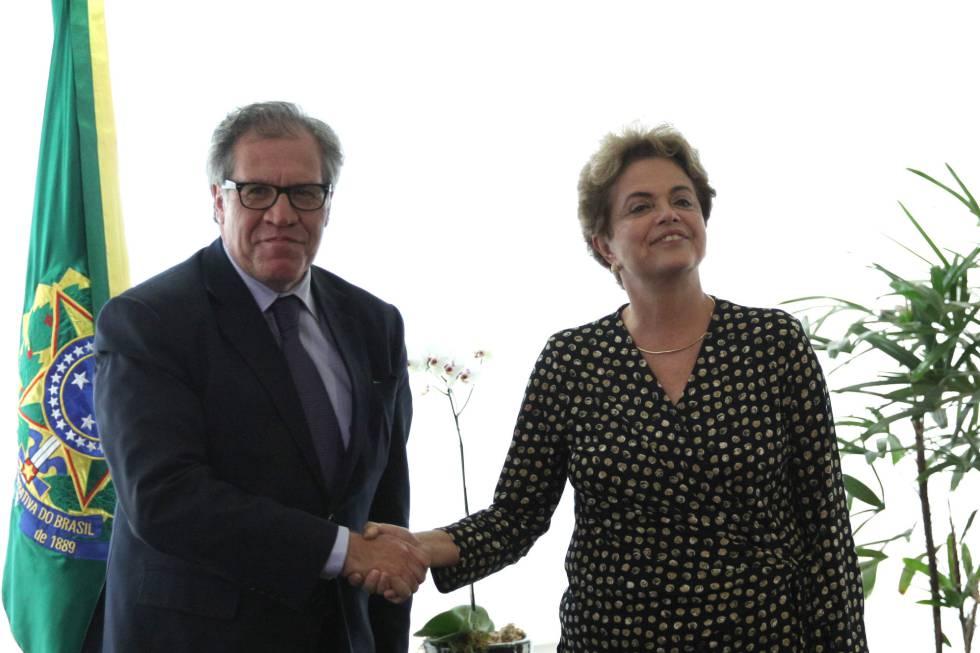 Secretário-geral da OEA apela à Corte Interamericana contra impeachment de Dilma