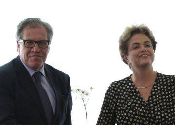 Almagro apela a la Corte Interamericana por el impeachment a Rousseff